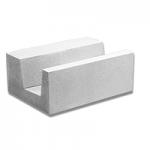 u-образный блок 600х400х250